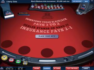 Downtown Vegas Blackjack