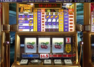 Mega Money Mine Slot