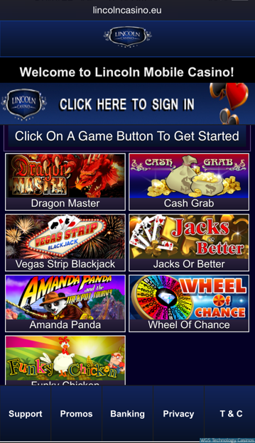 WGS Slots Software - WGS Casinos